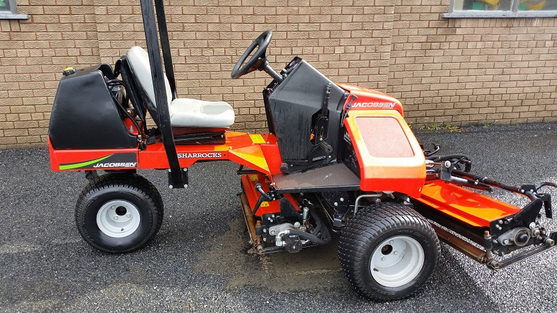 "Jacobsen 30"" TRIKING 1684D & 1900D- FRONT & REAR"