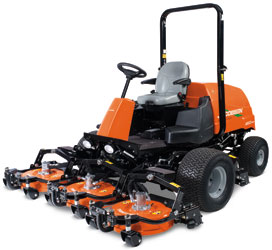 "Jacobsen ROTARY AR-522, AR-722, & AR-5 26"" DECK - REAR (shaft with flats & pin holes)"