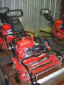 Jacobsen TC-22 GREENSMOWERS - FRONT