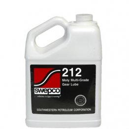 SWEPCO 212 75w140 MolyXP Gear Lube