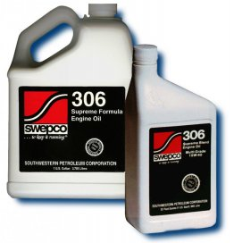 SWEPCO 306 Supreme Formula Engine Oil