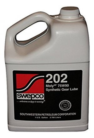 SWEPCO 202 75w90 Synthetic Gear Lube