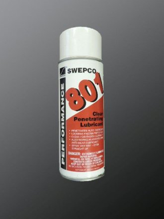 SWEPCO 801 Clear Penetrating Lubricant